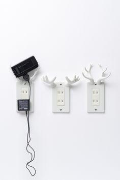 socket-deer by oki sato