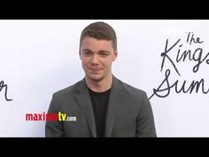 Gabriel Basso The Kings of Summer Los Angeles Premiere ARRIVALS