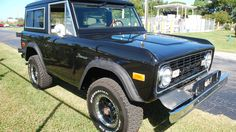1973 Ford Bronco presented as Lot T87 at Kissimmee, FL