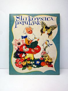 1950's Croatian colouring book    Add it to your favorites to revisit it later.  1950s Croatian Coloring Book