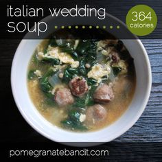 Italian Wedding Soup Recipe This Website Has Other Great Clean Eating Recipes
