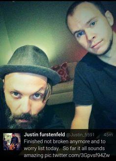 Blue October/Justin Furstenfeld