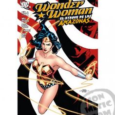 Wonder Woman: El ataque de las amazonas Nº 04 Comic Planeta
