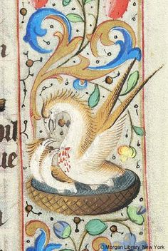 Book of Hours, MS G.4 fol. 113r - Images from Medieval and Renaissance Manuscripts - The Morgan Library & Museum