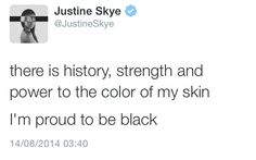 Of Course Black is Beautiful