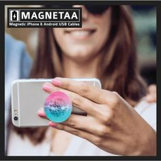 Effortless iPhone & Android Device Holder - Best Flexible Phone Holder - Easily Watch Movies, Play Mobile Games, Chat With Friends or Surf The Internet - FREE Shipping - Magnetaa  😃 Flexible Pop Holder for iPhone, iPad & Android Devices   Genuine & HQ   FREE Shipping   15 Days Returns   100% Money Back    SSL & McAfee Secured Store   ✨PIN NOW - VIEW LATER  🔥 See the product at https://magnetaaphonecables.com/products/flexible-iphone-android-pop-holder-flexible-phone-holder-magnetaa ✨