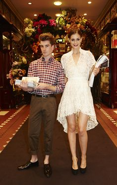 Evening With Our Designers 2013 at Strand Arcade, featuring the launch of the 1891 publication, the We Are The Makers series, and our SS13 campaign. #fashion #event #EWOD #strandarcade #lover
