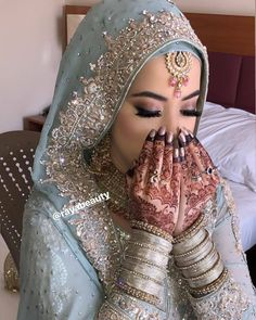You can find different rumors about the annals of the marriage dress; Hijabi Wedding, Muslimah Wedding Dress, Pakistani Wedding Outfits, Muslim Brides, Pakistani Wedding Dresses, Bridal Outfits, Muslim Couples, Bridal Hijab Styles, Pakistani Bridal Makeup