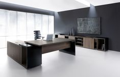 Modern Executive Desk - Modern Home Office Furniture Check more at http://michael-malarkey.com/modern-executive-desk/