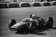 The sharknose was dumped in 1963 but to not much improvement as John Surtees would struggl...