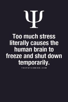 Especially with a brain injury!♡