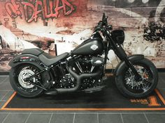 2013 Harley-Davidson® FLS - Softail® Slim™ Stock: | Harley-Davidson® of Dallas. Call Chris! 214-495-0259!