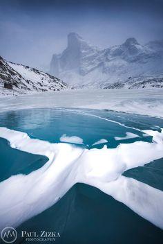 Ice Bulge - Auyvittug National Park, Baffin Island, Alberta, Canada