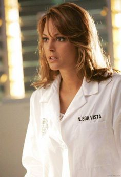 Natalia Boa Vista on CSI: Miami-she was a flake and her character brought nothing to the show.
