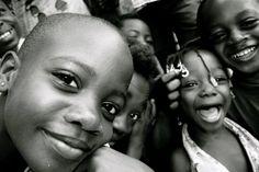 Sweet joy in Togo.