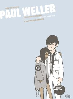 Pete McKee limited edition Teenage Cancer Trust prints