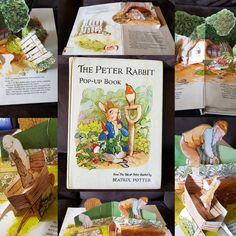 Tales Of Beatrix Potter, Up Book, Children's Literature, Peter Rabbit, Books, Libros, Book, Book Illustrations, Libri