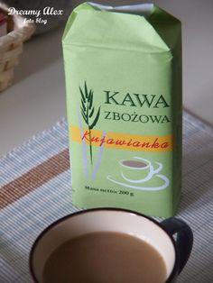 Czy ktoś z Was pamięta jeszcze taką kawę zbożową? Jej smak jest naprawdę rewelacyjny!