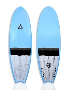 """New Triple X 5'10"""" The Vice Epoxy Quad Fin Fishboard Surfboard #EnterYourOwn"""