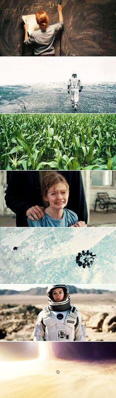 Interstellar (2014) Dir. Christopher Nolan