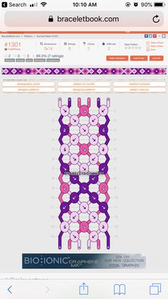 Fashion anklets, ankle chains, or ankle bracelets are ornaments put on around th… String Bracelet Patterns, Diy Bracelets Patterns, Yarn Bracelets, Diy Bracelets Easy, Embroidery Bracelets, Bracelet Crafts, Ankle Bracelets, Friendship Bracelets With Names, Diamond Friendship Bracelet