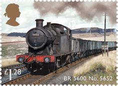 Classic Locomotives of Wales #SpecialStamp from 2014