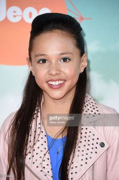 Actress Breanna Yde attends Nickelodeon's 2016 Kids' Choice Awards at The Forum on March 12, 2016 in Inglewood, California.