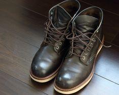 【ワックス加工後初めてのメンテ】Redwing 8190をお手入れ│the room of ramshiruba Dr. Martens, Combat Boots, Jeans, Shoes, Fashion, Moda, Zapatos, Shoes Outlet, Fashion Styles