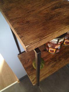 Beautiful Handmade Vintage Industrial Shelf by HDfurniture
