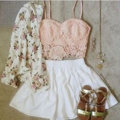 Take a look at girly outfits for teens 11 best outfits in the photos below and get ideas for your own outfits! Winter Outfits for teens Cute Fashion, Fashion Outfits, Womens Fashion, Fashion Trends, Fashion Ideas, Fashion Fashion, Dress Fashion, Fashion Styles, Latest Fashion