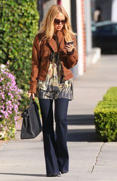 Rachel Zoe, Fancy Modern Spring Street Style