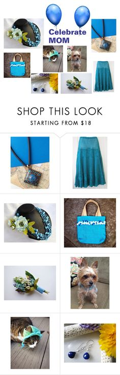 """Celebrate MOM"" by artistinjewelry ❤ liked on Polyvore featuring Rick Owens Lilies and Lazuli"