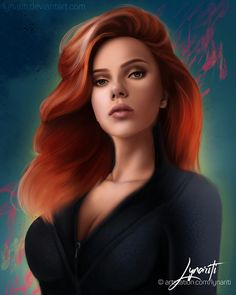 Scarlett Johansson as Black Widow! I decided to give a comic vibe to this illustration. Scarlett Johansson as Black Widow Marvel Women, Marvel Girls, Comics Girls, Black Widow Scarlett, Black Widow Natasha, Marvel Dc Comics, Marvel Heroes, Marvel Drawings, Fan Art