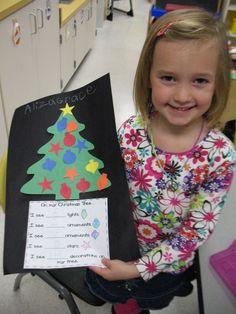 Mrs. Morrow's Kindergarten: Our Busy Week!