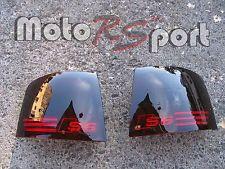 AUDI A6 C5 Avant S6 RS6 schwarze Rückleuchten S LOGO HAMMER OPTIK