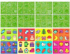 Лото с контурами Picnic Blanket, Outdoor Blanket, Kids Rugs, Education, Math, Free, Decor, Activities, Colors