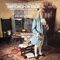 Johann Sebastian Bach, Wendy Carlos - Switched-On Bach - Amazon.com Music