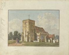 Southe Benfleet Church Essex