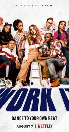 Directed by Laura Terruso. With Sabrina Carpenter, Jordan Fisher, Keiynan Lonsdale, Liza Koshy. When Quinn Ackerman's admission to the college of her dreams depends on her performance at a dance competition, she forms a ragtag group of dancers to take on the best squad in school...now she just needs to learn how to dance. It Netflix, Films Netflix, Netflix Original Movies, Dance Movies On Netflix, 2020 Movies, Top Movies, Movies And Tv Shows, Family Movies, Movie Trailers