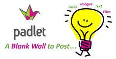 Engaging Foreign Language Use with Padlet (French, Spanish, World Language) www.wlteacher.wordpress.com