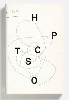 "Peter Mendelsund, unused comp for ""Hopscotch,"" by Julio Cortázar."