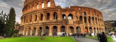 Free Facebook Cover for your timeline: Coliseum in Roma