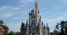 Magic Kingdom Cinderella's Castle #Orlando #Attractions #Sightseeing