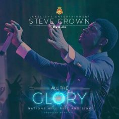 """All The Glory – Steve Crown @steve_crown_official All The Glory – Steve Crown. Worship leader and gospel singer Steve Crown is back with yet a soul lifting and awe inspiring single he titled """"All The Glory"""" which is mostly a song of gratitude to Yahweh who deserve all the... #naijamusic #naija #naijafm"""