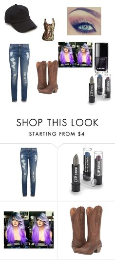 meeting brantley gilbert / hang out by ajmarie737 on Polyvore featuring Tommy Hilfiger, Ariat and rag & bone