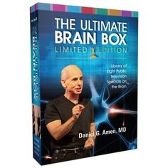The Ultimate Brain Box - Limited Edition 8 DVD Set- Library of Eight Public Television Specials on the Brain