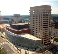 Benjamin & Marian Schuster Performing Arts Center Dayton Ohio Photo: Keith Wyatt #Dayton #Ohio