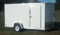 Small Campers For Sale Storage 59 Ideas Enclosed Trailers For Sale, Small Camper Trailers, Camper Trailer For Sale, Best Trailers, Tiny Camper, Cargo Trailers, Lawn Trailer, Hauling Trailers, Utility Trailer