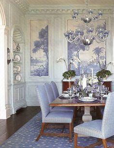 The beauty of blue Phoebe Howard