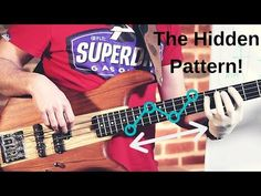 Secret fingerboard pattern that'll change everything (and it's EASY) Bass Guitar Notes, Bass Guitar Chords, Learn Guitar Chords, Bass Guitar Lessons, Guitar Strings, Acoustic Guitar, Bass Guitars, Guitar Pedals, Guitar Tips
